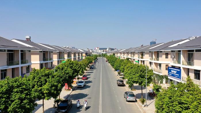An Phú Shop Villa - biệt thự, nhà phố thương mại gần trung tâm Mỹ Đình.