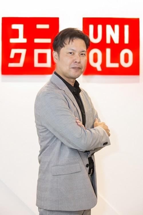 Ông Osamu Ikezoe - Tổng giám đốc Uniqlo Việt Nam. Ảnh: Uniqlo Việt Nam.