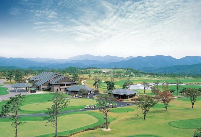 Elysian Resort & Golf Course tại đảo Jeju. Ảnh: GS E&C.