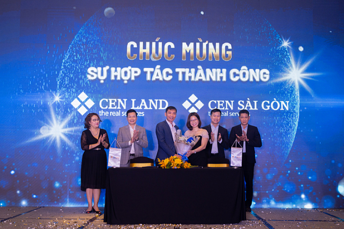 Cen Sài Gòn tiếp tục giữ vai trò là đơn vị phân phối chiến lược dự án C-Sky View.
