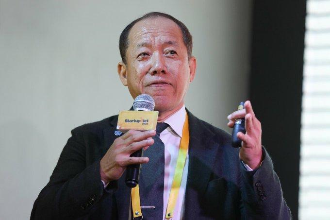 Ông Henry Low - CEO TikiNOW Smart Logistics. Ảnh: Quỳnh Trần.