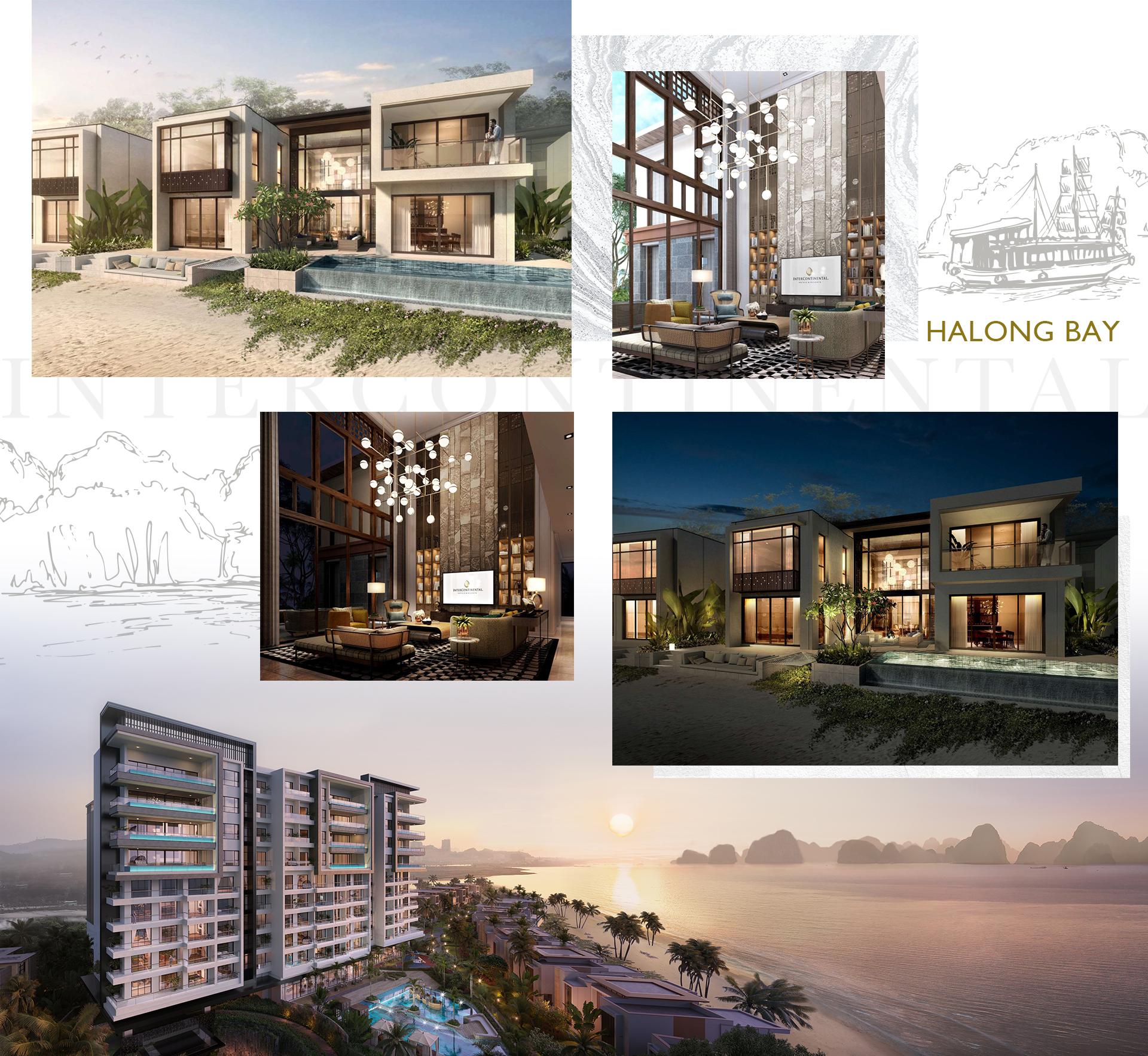 Trải nghiệm nghỉ dưỡng sang trọng tại InterContinental Halong Bay 2020 20