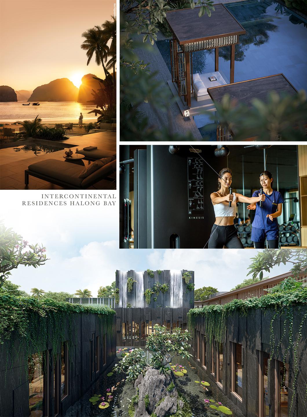 Trải nghiệm nghỉ dưỡng sang trọng tại InterContinental Halong Bay 2020 26