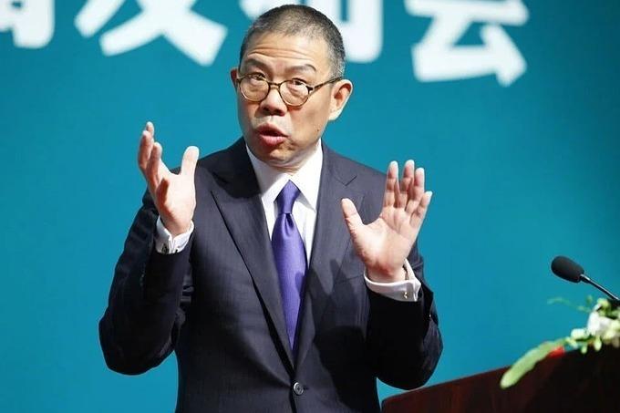 Zhong Shanshan - nhà sáng lập Nongfu Spring. Ảnh:Weibo