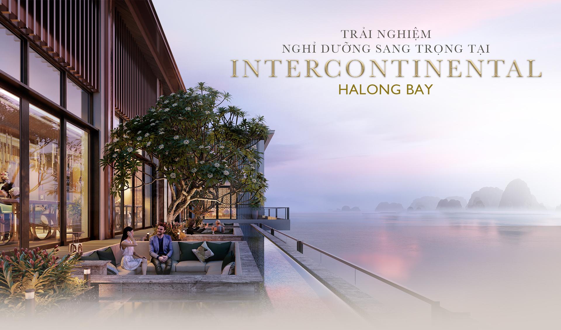 Trải nghiệm nghỉ dưỡng sang trọng tại InterContinental Halong Bay 2020 15