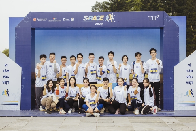 S-Race 2020 là giải chạy học sinh sinh viên với thông điệp Vì tầm vóc Việt, Giải chạy nằm trong chuỗi các hoạt động truyền thông thể thao trường học giai đoạn 2020 – 2025 do Vụ Giáo dục Thể chất (Bộ Giáo dục và Đào tạo), Đài Truyền hình Việt Nam, Unic và Liên đoàn Điền kinh Việt Nam thực hiện, với sự đồng hành của Tập đoàn TH.