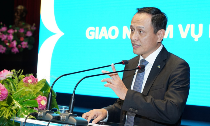 Vietnam Airlines có CEO mới