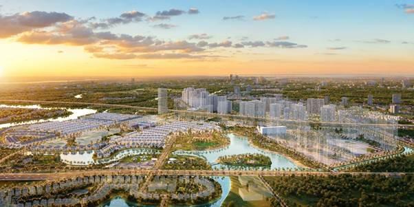 Quận 9 có nhiều lợi thế phát triển bất động sản.
