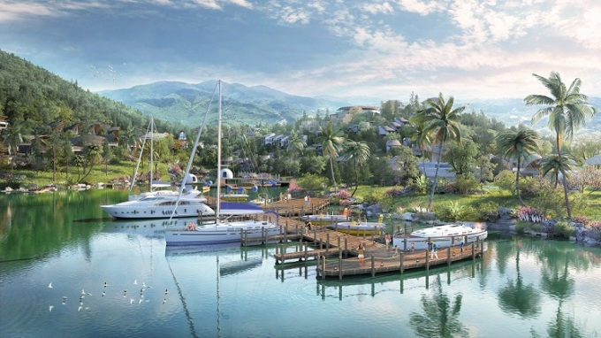 Parahills Resort đưa du thuyền lên núi, mang đến trải nghiệm nghỉ dưỡng xa xỉ