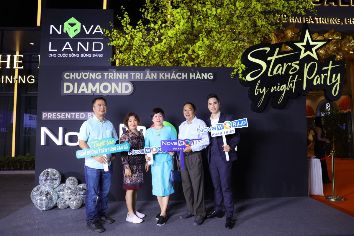 Chuỗi tri ân khách hàng thân thiết giàu cảm xúc của Novaland