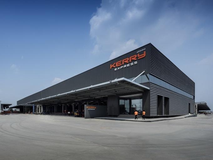 Kerry Thái Lan là công trình nhà xưởng quốc tế ứng dụng giải pháp thép và vật liệu tôn chất lượng cao của BlueScope.