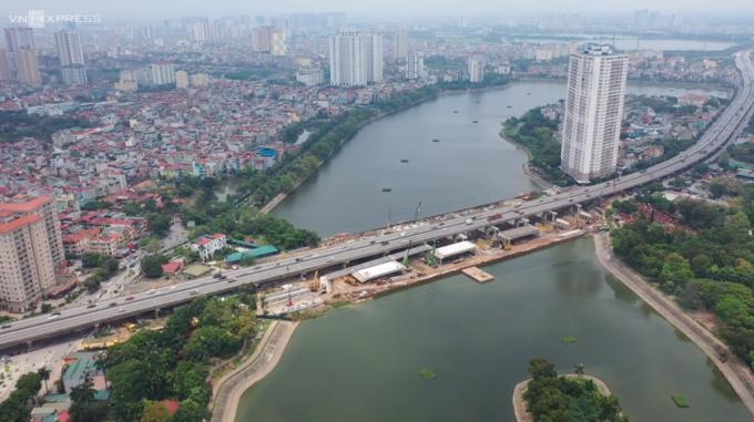 Những dự án bất động sản ở gần hồ thu hút nhiều nhà đầu tư.