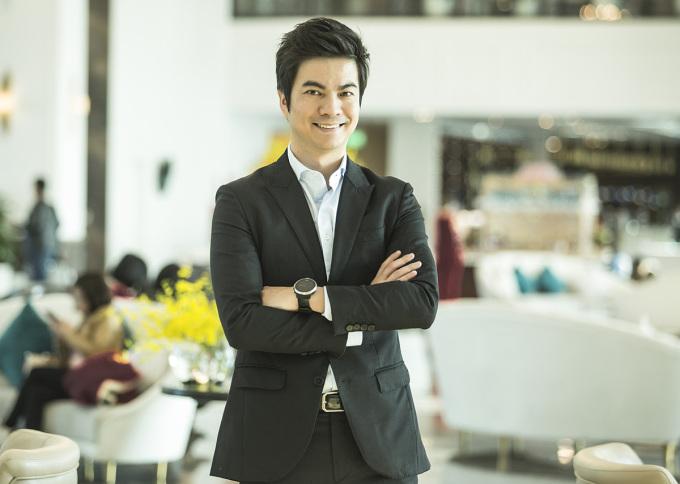 Ông James Dong -  Tổng giám đốc Lazada Việt Nam. Ảnh: Lazada Việt Nam.