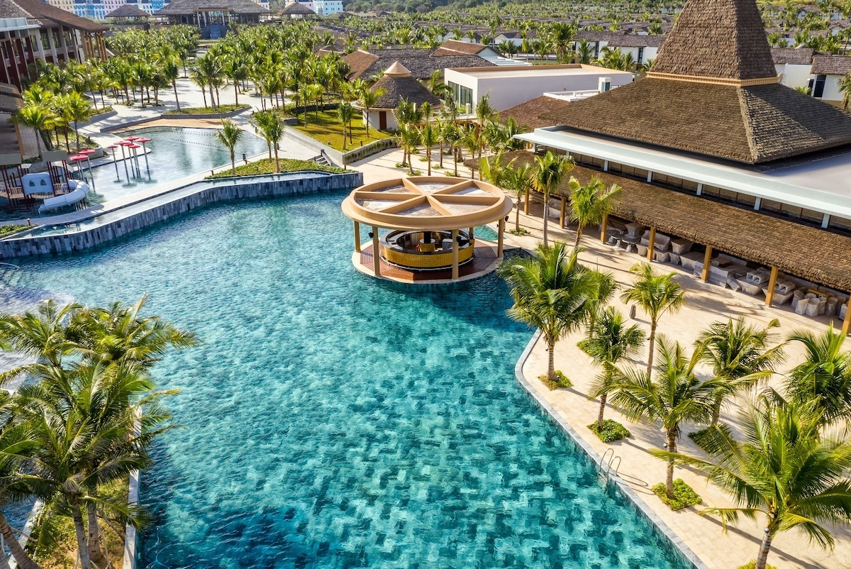 Khám phá New World Phu Quoc Resort trước ngày vận hành