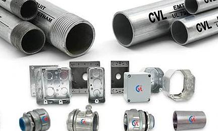 Ống luồn dây điện CVL là sản phẩm công nghiệp hỗ trợ tiêu biểu TP HCM