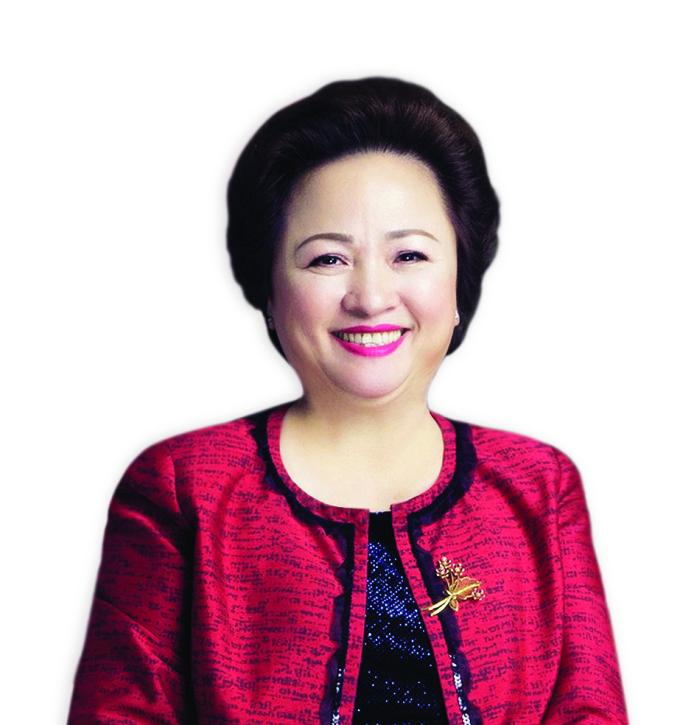 bà Nguyễn Thị Nga, Chủ tịch Tập đoàn BRG.