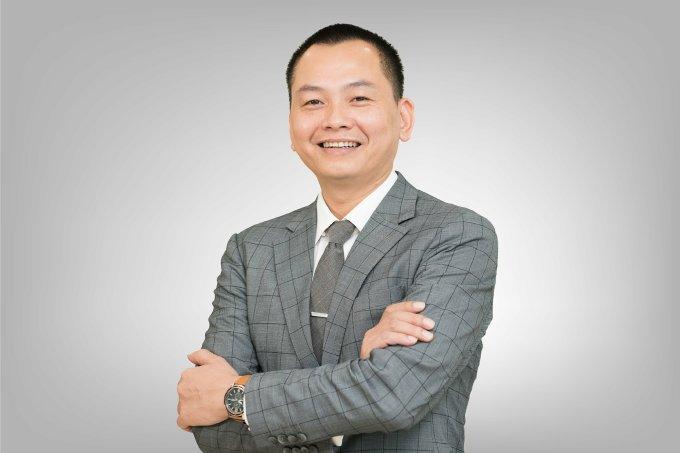 Ông Ngô Minh Tuấn, Chủ tịch HĐQT Tập đoàn CEO Việt Nam Holding. Ảnh: CEO Việt Nam Holding.