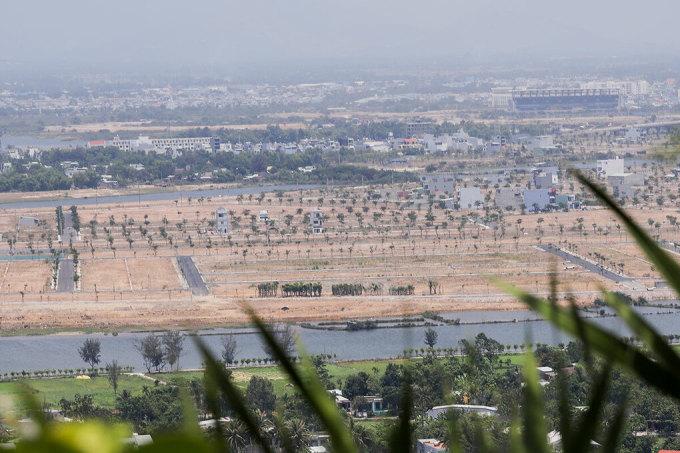 Đà Nẵng đang hình thành nhiều khu đô thị mới về phía Nam Ảnh:Nguyễn Đông.