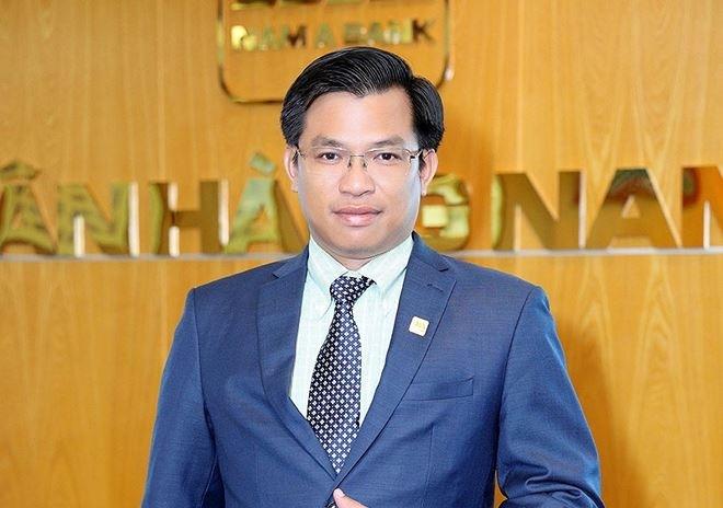 Trần Ngọc Tâm, Tổng giám đốc Nam A Bank. Ảnh: Nam A Bank.
