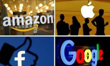 Các đại gia công nghệ 'khổng lồ' hơn trong đại dịch