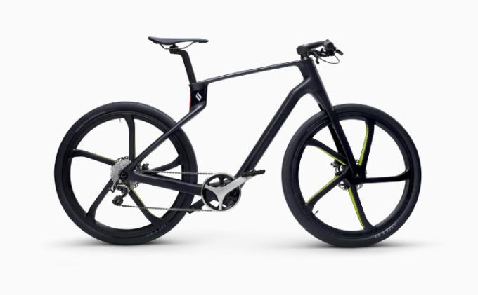 Superstrata - chiếc xe đạp làm từ công nghệ in 3D.