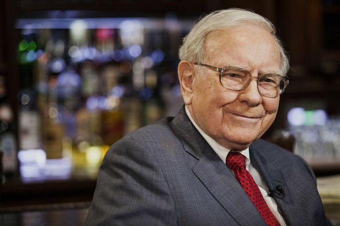 Tỷ phú đầu tư Warren Buffett. Ảnh: Bloomberg