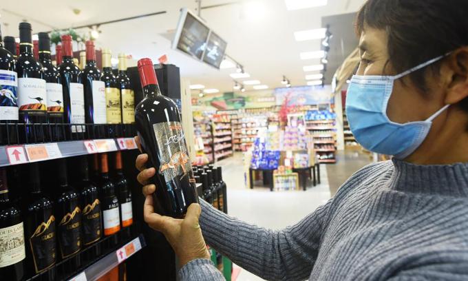 Ngành rượu vang Australia bị 'vạ lây' ở Trung Quốc