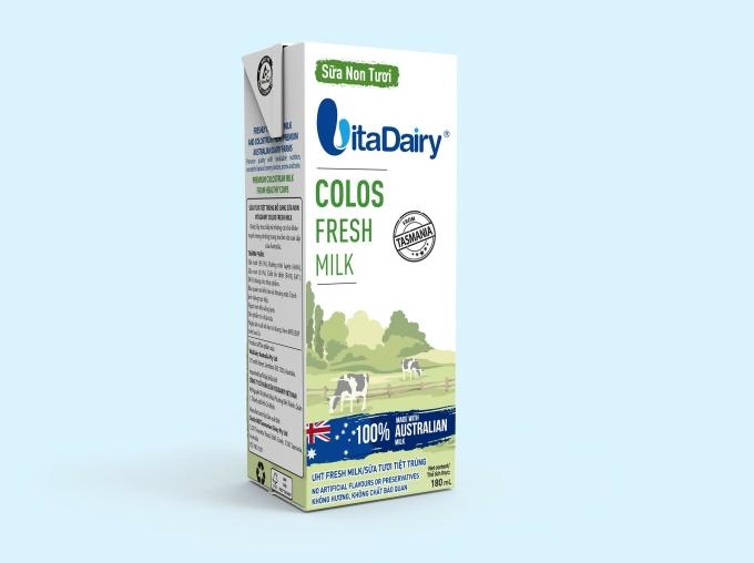 Vitadairy quan niệm những giọt sữa tinh khiết nhất phải đến từ vùng đất tinh khiết nhất. Ảnh: VitaDairy