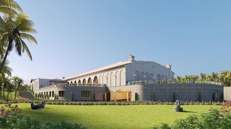 Centara Mirage Resort Mui Ne có trung tâm hội nghị hiện đại với sức chứa hơn 1.000 người. Nguồn: Novaland.