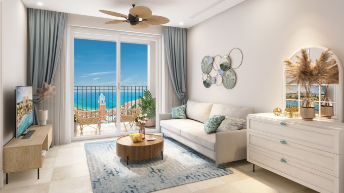 Mỗi căn hộ không chỉ là nơi để sống, nghỉ dưỡng mà còn có thể đầu tư cho thế hệ tương lai.