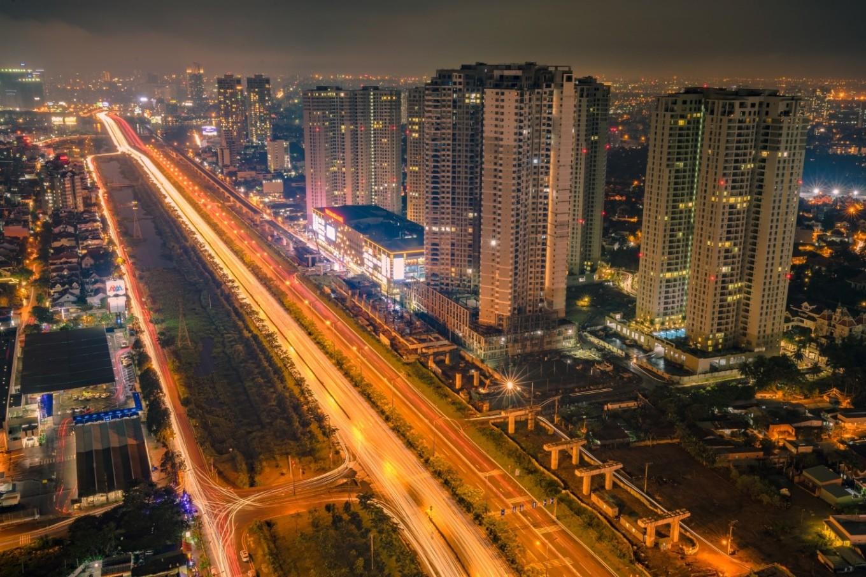 Khu Đông tiếp tục dẫn dắt nguồn cung căn hộ cao cấp năm 2021. Ảnh: Shutterstock.