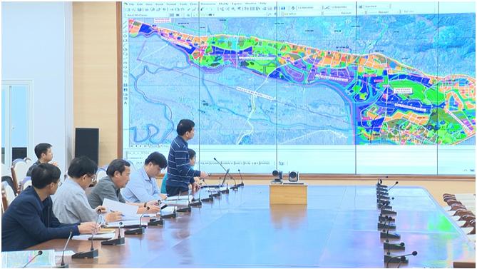 Báo cáo nghiên cứu Dự án đường ven sông kết nối từ cao tốc Hạ Long - Hải Phòng đến thị xã Đông Triều và thành phố Uông Bí.