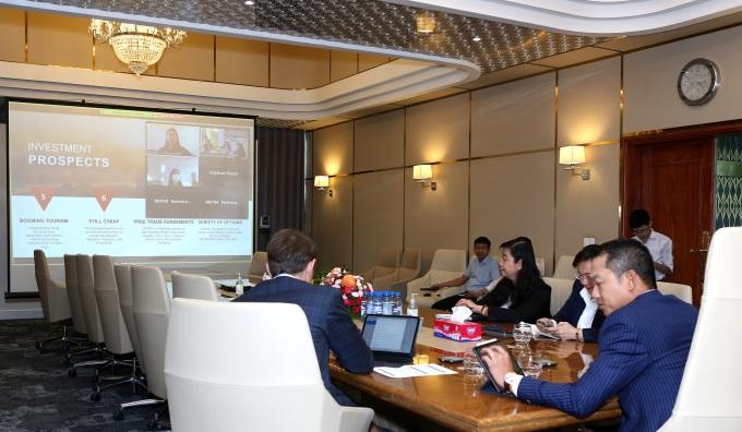 Phiên thảo luận mang đến nhiều thông tin hữu ích về thị trường bất động sản đầy tiềm năng của Việt Nam. Ảnh: CityLand.