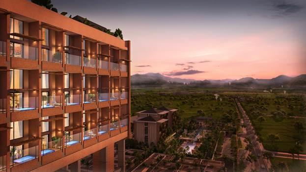 Apec Mandala Sky Villas Kim Boi mang đến trải nghiệm nghỉ dưỡng chăm sóc sức khỏe từ nguồn suối khoáng nóng quý hiếm Kim Bôi.