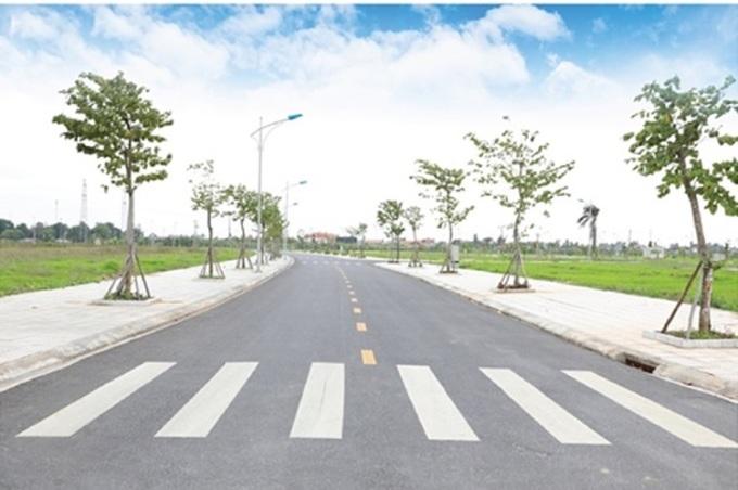 Các tuyến đường nội khu của phân khu Hoàng Lan nói riêng và toàn dự án khu đô thị Seoul Ecohome nói chung đều được quy hoạch thông thoáng.