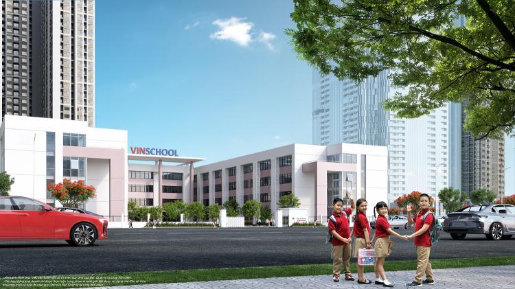 Trường liên cấp Vinschool.