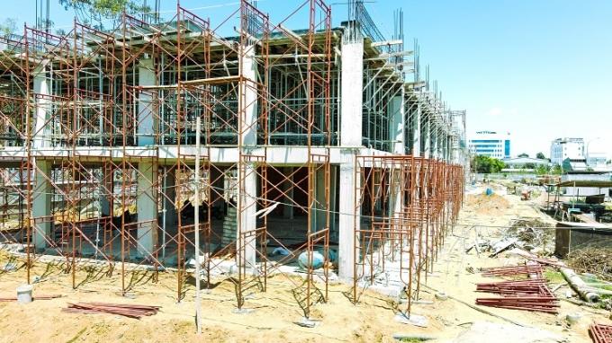 Dự án mục tiêu cung cấp ra thị trường Trà Vinh nhiều loại hình sản phẩm như: 195 nhà phố liên kế, 34 biệt thự đơn lập. Trong đó, 100 nhà phố thương mại được kỳ vọng tạo nên những khu phố giao thương sầm uất trong khu vực.