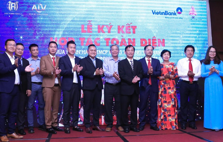 Hợp tác toàn diện giữa An Lạc Việt Land và VietinBank hứa hẹn mang đến những giải pháp tài chính hiệu quả cho người mua nhà. Ảnh: An Lạc Việt Land.