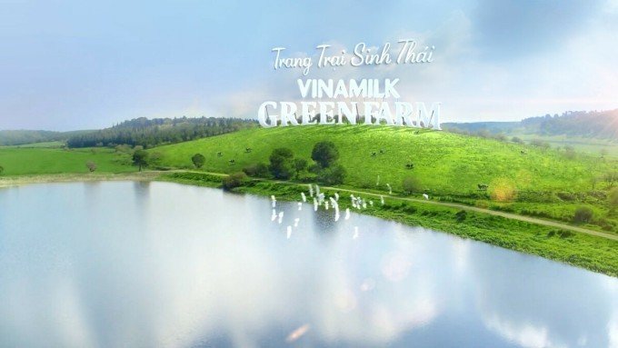 Hình ảnh Trang Trái Sinh Thái Vinamilk Green Farm - Ảnh: Vinamilk.