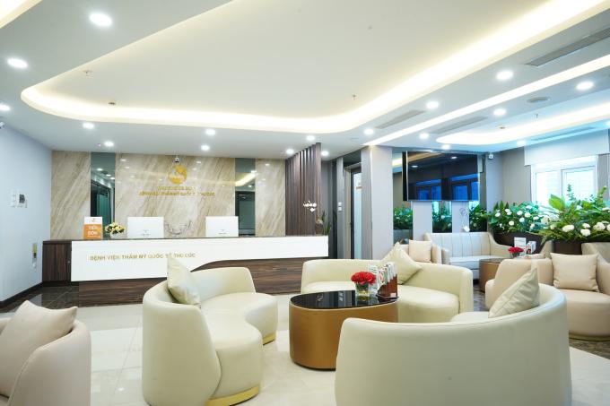 Thu Cúc là một trong những bệnh viện thẩm mỹ quy mô lớn nhất Việt Nam.