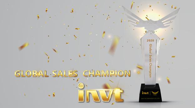 DAT được vinh danh Nhà phân phối xuất sắc nhất toàn cầu của INVT.