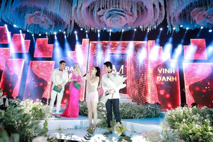 Ca sĩ Noo Phước Thịnh luôn góp mặt trong các sự kiện của MQ Skin.