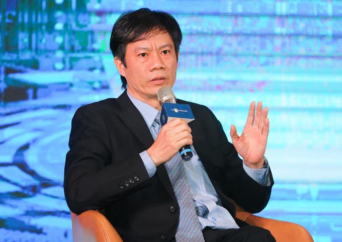 Ông Lê Duy Bình - Chuyên gia kinh tế, Giám đốc Điều hành Economica Việt Nam. Ảnh: Quỳnh Trần.