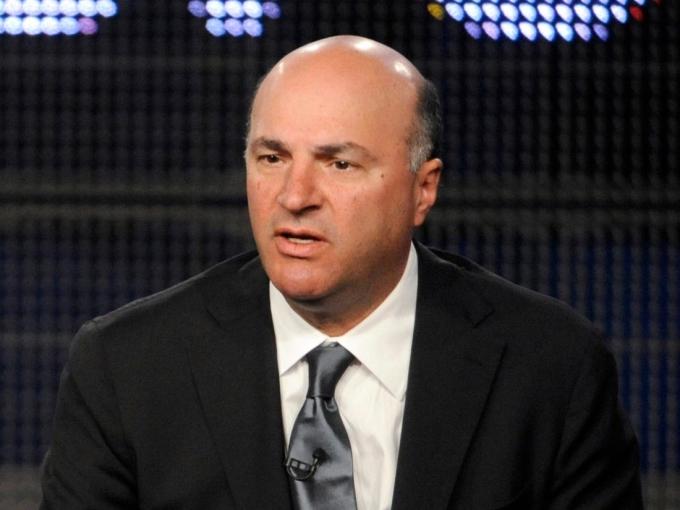 Nhà đầu tư Mỹ Kevin OLeary. Ảnh: Reuters