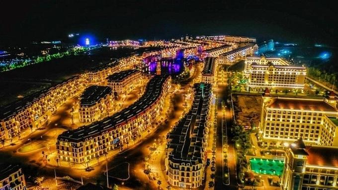 Phú Quốc United Center hướng tới mô hình thành phố không ngủ.