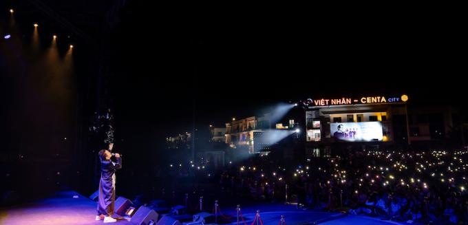 Sự kiện âm nhạc 20 năm nhớ Trịnh lớn tại miền Bắc được tổ chức tại VSIP Bắc Ninh.