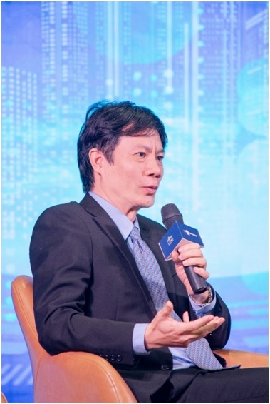 TS Lê Duy Bình - chuyên gia kinh tế kiêm Giám đốc điều hành Economica Việt Nam. Ảnh: Quỳnh Trần.