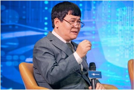 PGS - TS Trần Kim Chung - Phó Vviện trưởng Viện nghiên cứu Quản lý Kinh tế Trung ương. Ảnh: Quỳnh Trần
