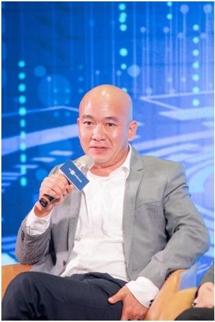 TS. Sử Ngọc Khương, Giám đốc cấp cao Bộ phận đầu tư Savills Việt Nam. Ảnh: Quỳnh Trầnn