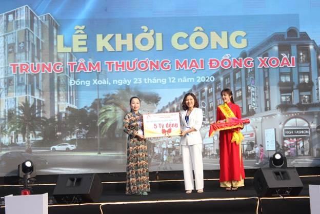 Thành Phương Real hỗ trợ người nghèo đón tết tỉnh Bình Phước.